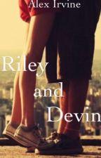 Riley and Devin by RoseAndBone