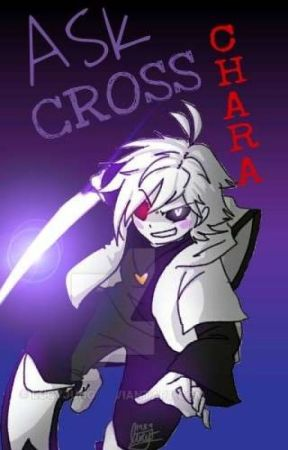 Ask Cross!Chara [Comic] by Undertale-Books