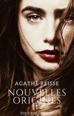 Agathe Reisse: Nouvelles Origines. by sophieri
