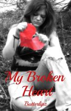 My broken heart :( by Butterlipz