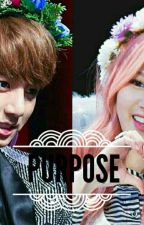 Purpose (Sana × Jungkook) [Selesai] by fxxxchanie