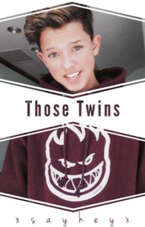 Those Twins || J.S by xsayheyx
