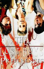 The Lost Boys Preferences by AlansQueen