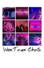 WonTaek Chats ‖ #KpopAwards2017 by -strxngersoul