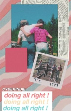 the american way • gif series (80s-90s)  by cyberindie