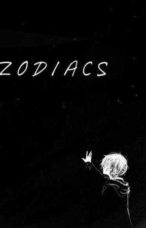 zodiac scenerios and other stuff by smolmango