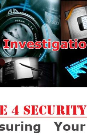 How Detective Agencies Can Be Helpful? by eagle4ss