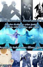 Almas gemelas (UsUk)/cardverse by AlmaRamos714