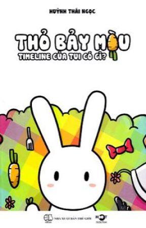 đọc Truyện Thỏ Bảy Màu Những Hình ảnh Khác Minestory3687