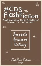 CDS Flashfiction (Favorite Winner Voting) by CDS_family