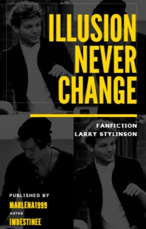Illusion never change ~ Larry by Marlena1999