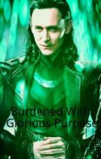 Burdened With Glorious Purpose by Isabella_Laufeyson