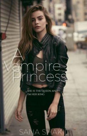 A Vampire princess by _alisan220_