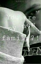 You are my new family?! |MenT|  by Lucie0160