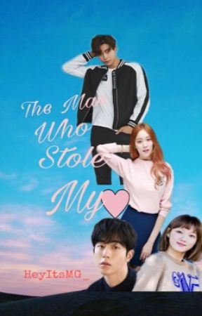 The Man Who Stole My Heart by HeyItsMG_