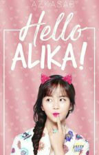 Hello Alika! by azkasab