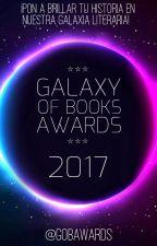 Galaxy Of Books Awards 2017 // FINALIZADO by GOBAwards