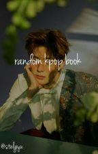 - random kpop book by stelgyu