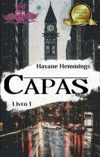 Capas - Livro 1 (FECHADO) by HayaneHemmings