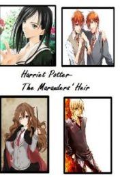 The Marauder's Heir (Harry Potter FF) by animerocker646