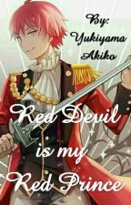 Red Devil is my Red Prince [Karma x Reader] by YukiyamaAkiko