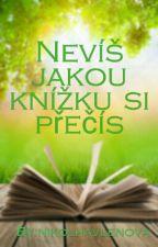 Nevíš jakou knížku si přečíst? by nikolhavlenova