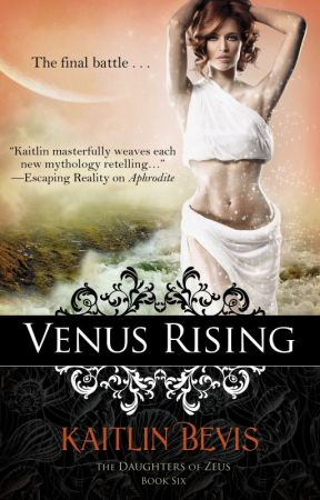 Venus Rising by KaitlinBevis