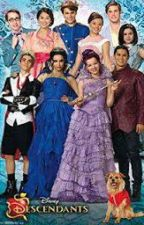 Disney Descendants Boyfriend/Girlfriend Scenarios by HallieBall6