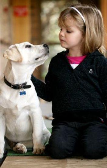 Girl and the Dog (REAL)