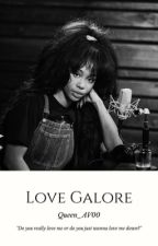 Love Galore ~ SZA & Travis Scott Fanfic by Queen_AV00