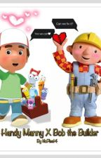 Handy Manny x Bob the Builder by NoPles14