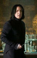 Severus + Hermine  Und dann war alles Anders... by AlexKonig
