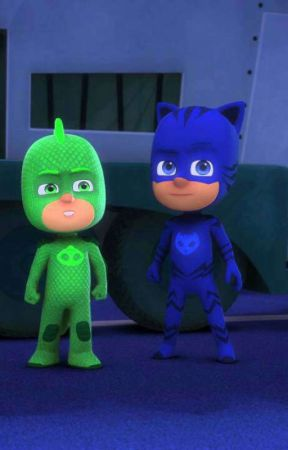 Superb PJ MASKS; Catboy Grows: A Story By My Little Brother