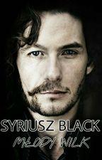 Młody Wilk || Syriusz Black by Diamante102