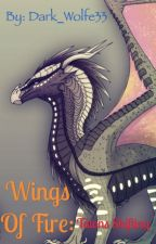 Wings of Fire: Talons Shifting (slow updates) by gone_insane33