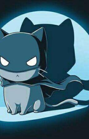 Ask Robins Book 2.0 by Evil-Bat-Cat