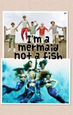 Im a mermaid not a fish by Whovianskittlemaster