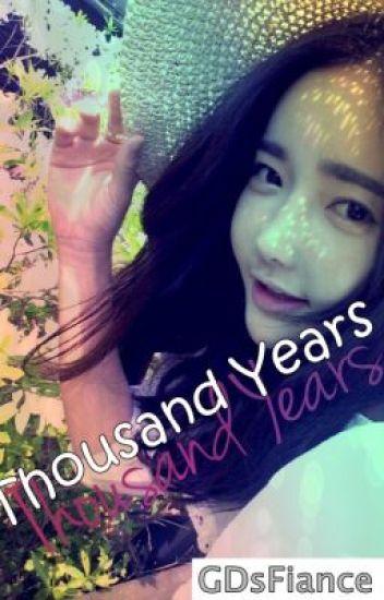 Thousand Years + HONEYMOON Special (DNP/DNE fan fiction)