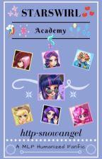 Starswirl Academy by thatblondecamper-