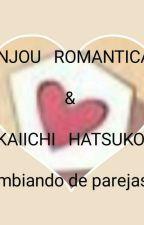 cambio de parejas junjou romantica y sekaiichi hatsakoi by betza2