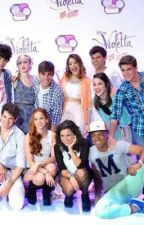 Violetta cast snapchats and YouTube channels by Fanofvilu