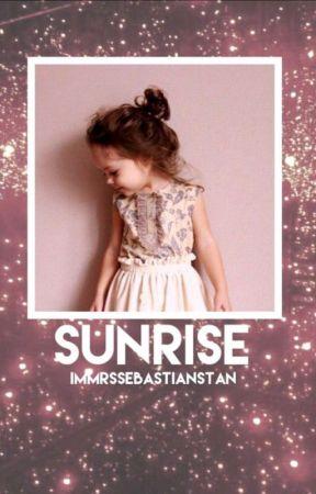 SUNRISE by immrssebastianstan