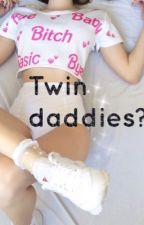 Twin daddies????? by mittensbaby