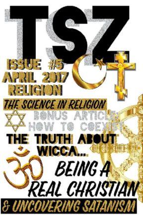 TSZ Magazine: April 2017 (Issue #5) by TheSafeZone