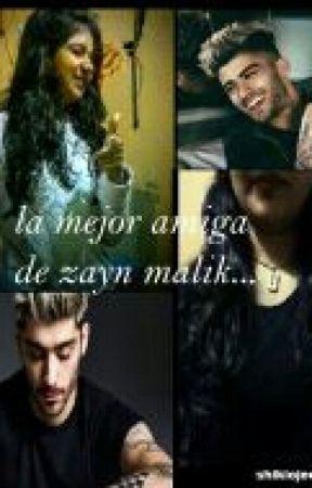 La Mejor Amiga De Zayn Malik. by shikiojedestyles11