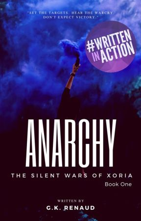 """Anarchy - """"The Legends of Xoria"""" Trilogy - Book I by gksr_21"""