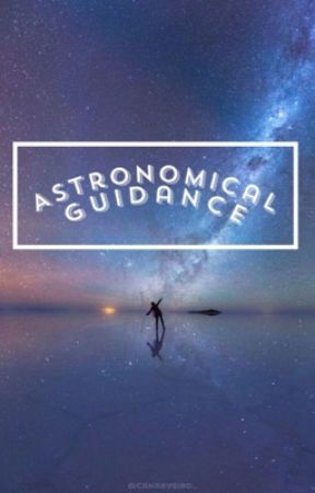 Astronomical Guidance  by Canarybird_