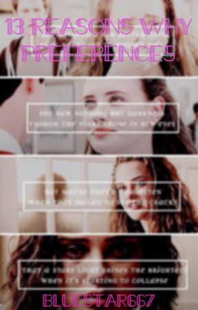 13 Reasons Why ~ Preferences / German by bluestar667