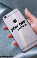 Year Two (Book #2 Joshler AU) by idonknoman