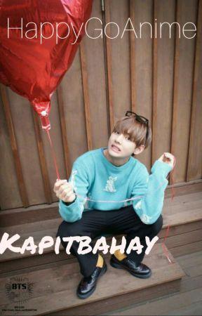 Kapitbahay [Taehyung FF] by happygoanime